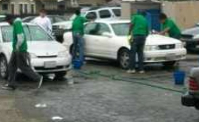 Business in a Bucket Carwash