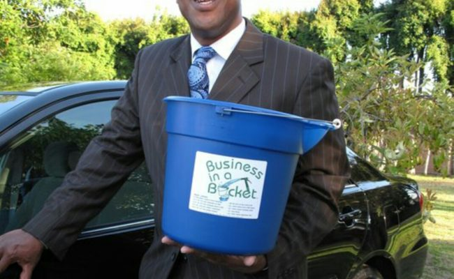 Kevin Jones, CEO – Business in a Bucket